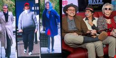 Who rocked the granny and grandad look best - 5SOS or One Direction? -Sugarscape.com