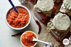 Adjica este un preparat din bucataria georgiana. Este un fel de sos dar cu o textura ce aduce spre o zacusca. El a fost preluat in bucatariile tarilor