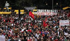 Além d'Arena: Em 2017, movimento popular precisa se organizar co...