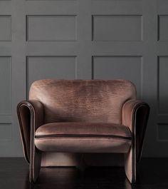 DS-125 Chair by Gerd Lange for De Sede