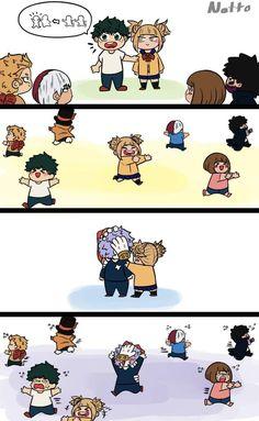 Boku No Hero Academia Funny, My Hero Academia Shouto, My Hero Academia Episodes, Hero Academia Characters, Funny Anime Pics, Anime Meme, Otaku Anime, Anime Guys, Stray Dogs Anime