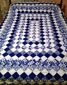 Like this quilt..Go Cats! @Paula Lowery You need to do this!!!!!