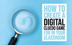 How to create a digital Cluedo game for in your classroom - BookWidgets #edtech #onlinelearning #gamification School Staff, School Days, Fun Classroom Activities, Fancy Party, Arithmetic, Dna Test, Forensic Science, Teaching, Games