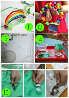 These St. Patrick's Day-themed fine motor activities for preschoolers are a festive way to help students develop their early writing skills. Motor Activities, Preschool Activities, Luck Of The Irish, Writing Skills, Fine Motor, St Patricks Day, Festive, Students, Learning