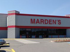 Marden's Surplus & Salvage~ Micky Marden started out with one store in Waterville. They are now statewide.