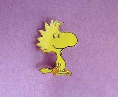 Vintage Peanuts Woodstock Pin 1958 Aviva by LeesVintageJewels