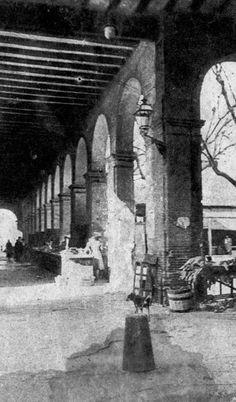 Imatge d'un article del 1953 sobre el Mercat de La Sagrera al diari 'Solidaridad Nacional': El Mercado de la Sagrera necesita limpieza general.
