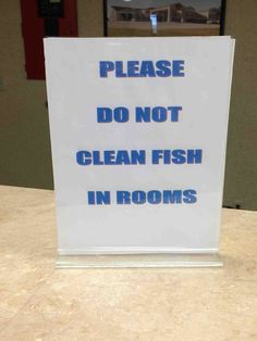 I've Stayed In A Lot Of Hotels And Never Seen A Sign Like This One. Welcome To Missouri