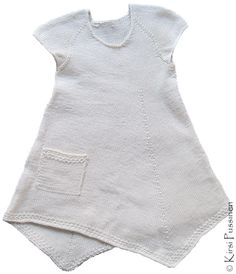 Tekstiiliteollisuus - teetee Primavera. Free pattern Free Knitting, Baby Knitting, Knitting Patterns, Knitting Ideas, 3 Kids, Baby Dress, Knit Dress, Free Pattern, Knits