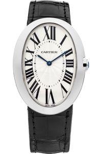 My dream watch Cartier Watch Women's Baignoire Mechanical White Diamond Cartier Santos, Cartier Jewelry, Jewelry Watches, Cartier Watches Women, Woman Watches, Cartier Panthere, Pre Owned Watches, Beautiful Watches, High Jewelry
