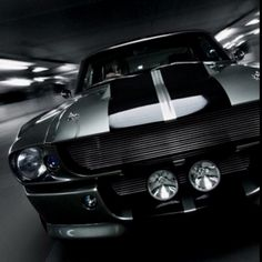 The Holy Grail, 'Eleanor'. 1967 Shelby Cobra