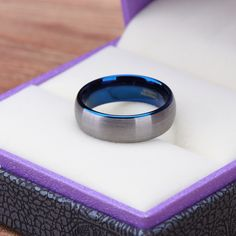 Mens Tungsten Carbide Wedding Bands with Blue Two Tone Brushed Lithuania Travel, Serbia Travel, Estonia Travel, Taiwan Travel, Singapore Travel, Romania Travel, Hungary Travel, Honduras Travel, Kenya Travel