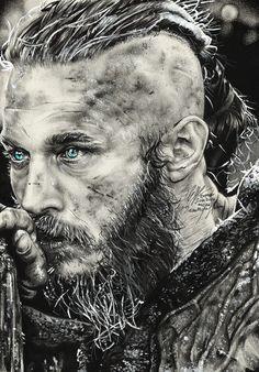 «Ragnar: What do you see? Ragnar: Power is always dangerous. Ragnar Lothbrok Vikings, Lagertha, Viking Tattoo Sleeve, Viking Tattoos, Vikings Tv Series, Vikings Tv Show, Fenrir Tattoo, Viking Wallpaper, Viking Quotes