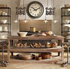 Home bakery...