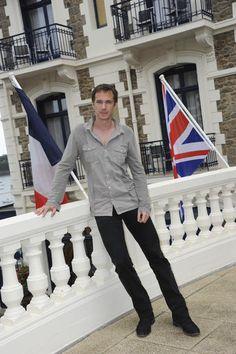 30 Sept: Mireille Ampilhac / Sipa / AP Images British Film Festival, James D'arcy, Actors, Style, Fashion, Swag, Moda, Fashion Styles, Fashion Illustrations