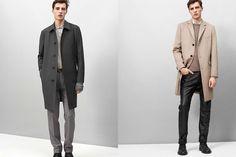 Theory Autumn/Winter 2015 Men's Lookbook | FashionBeans.com