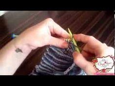 Winter is coming ; Crochet Videos, Youtube, Knit Crochet, Knitting, Hats, Pattern, Winter, Tricot, Beret