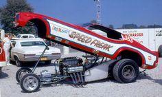 70s Funny Cars - Speed Freak