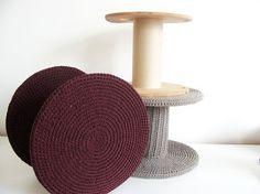 Reinventa la decoración de tu hogar con bobinas industriales