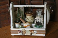 Mamie Jane's: Sewing Tool Tote