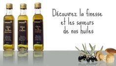 Laissez vous séduire par l'Huile d'Olive Sabarot ! Une huile d'olive et cèpes élaborée par les chefs 3 étoiles Régis et Jacques Marcon