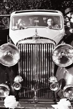 voiture Mme Fifties
