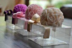 Bouquet de jabón