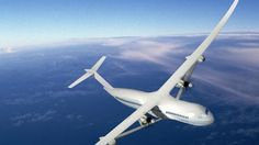 Boeing SUGAR Volt concept design (Image: NASA/The Boeing Company)