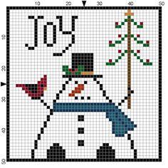 Woolensails: Free Christmas Cross Stitch Patterns!