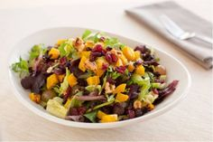 Another preview to our spring/summer menu with the recipe for our Beets & Black Rice Salad!