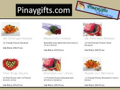 We offer you fresh and vivid roses and many more flowers for your loved once. Buy teddy bears, chocolates and many more gifts only at http://pinaygifts.com/