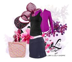 """""""Lori's golf shoppe 17"""" by coolndout ❤ liked on Polyvore featuring Jofit and Lori's Shoes"""