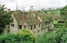 ightham mote - Google Search