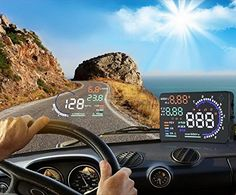Cheap obd head up display, Buy Quality display obd ii directly from China obd ii car hud Suppliers: HUD Car Head Up Display Windscreen Projector Vehicle OBD II Speed Warning Fuel Consumption Car Driving Data Diagnosis Mitsubishi Mirage, Car Head, Advanced Driving, Head Up Display, Display Screen, Heads Up, Alarm System, Car Accessories, Display