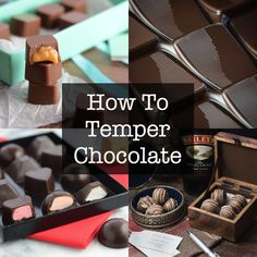 Charlotte S Lively Kitchen Temper Chocolate