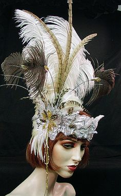 Bridal Crown from Gypsy Renaissance.net