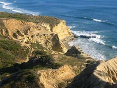 Torrey Pines - beautiful easy scenic hike in CA... one of my favorite places