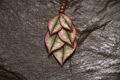 Mira este artículo en mi tienda de Etsy: https://www.etsy.com/listing/263379872/leaves-necklace-fairy-style-fae-boho