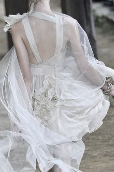 Detail at Chanel Spring 2010