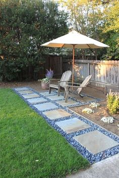 Affordable Small Backyard Landscaping Ideas 33 #WalkwayLandscape #landscapingbackyardideas #LandscapingIdeas