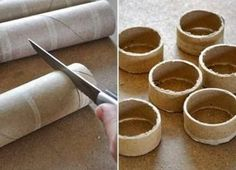 Lovely DIY Napkin Rings for Cheap Dinner Party Decor. Could do glitter? The post DIY Napkin Rings for Cheap Dinner Party Decor. Could do glitter?… appeared first on 99 Decor . Cheap Dinners, Diy Rings, So Creative, Rustic Wedding, Wedding Ideas, Wedding Table, Wedding Ceremony, Diy And Crafts, Christmas Crafts