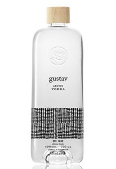 Gustav arctic vodka PD