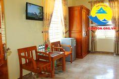 nội thất phòng khách sạn Chinh Thủy Sầm Sơn