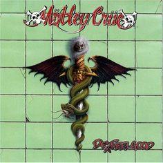 Motley Crue   Dr. Feelgood Album Cover