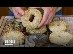 How to Make Bagels - Addendum