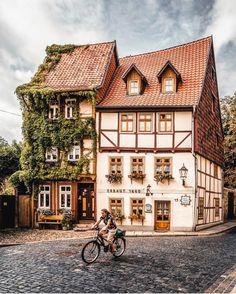 Quedlinburg (SachsenAnhalt) Urlaub in deutschland