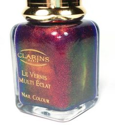 Clarins 230. AKA the holy grail of nail polish. AKA unicorn pee.