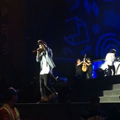 One Direction Performing at The Sevens Stadium , Dubai 04.04.2015