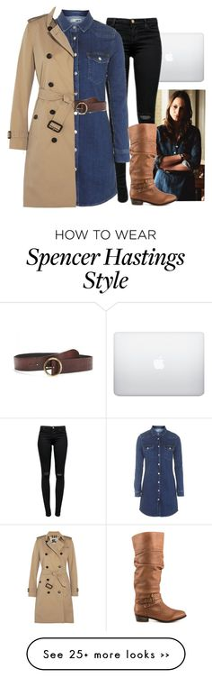 """Spencer Hastings"" by sadieg523 on Polyvore"