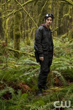 The 100 -- Image: HU01_CC_Jasper_2698 -- Pictured: Devon Bostick as Jasper -- Photo: Cate Cameron/The CW -- © 2014 The CW Network. All Rights Reserved.